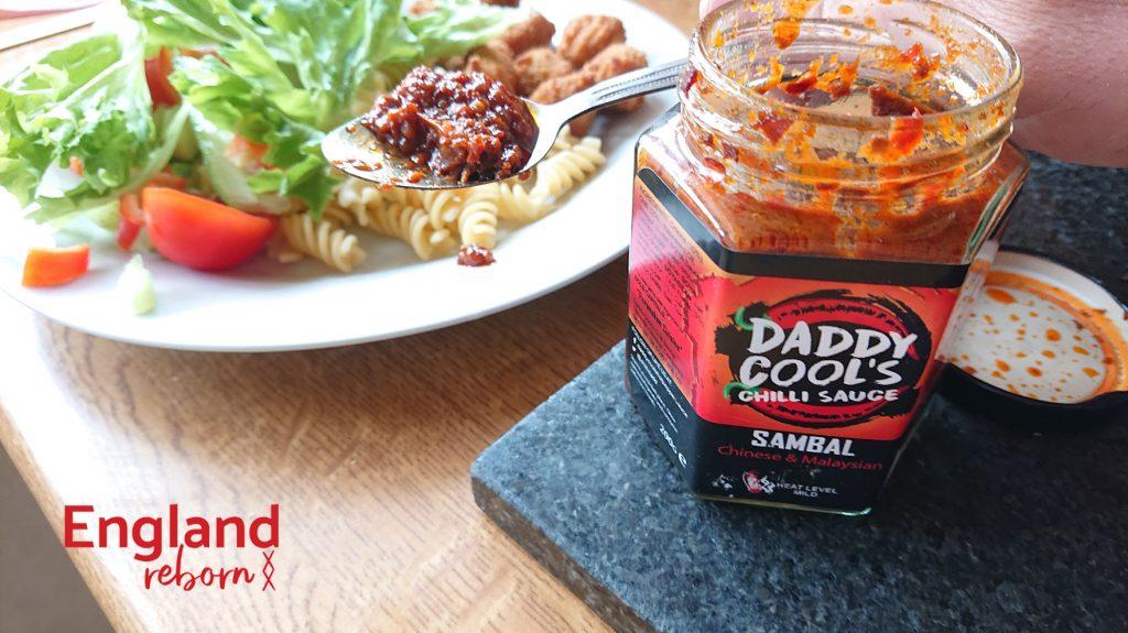 English obsession with chilli sauce - Sambal www.englandreborn.com