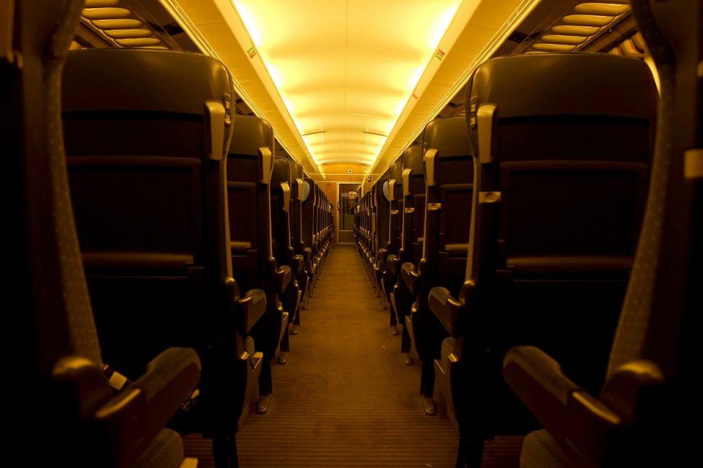 always prepare alone night train travel safety