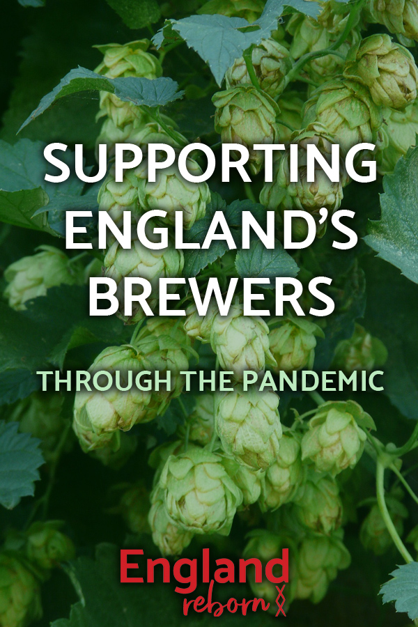 Supporting England's brewers through the pandemic